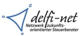 """Kanzlei Rüdiger Stahl aktives Mitglied des zukunftsorienttierten Netzwerk """"delfi-net"""""""
