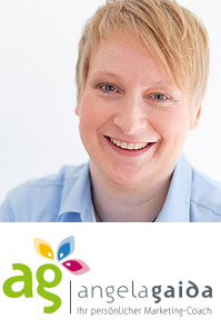 Unternehmen des Monats Februar 2013: Angela Gaida, Marketing Coach Siegen