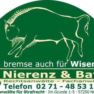 Unternehmen des Monats Juni 2013: Rechtsanwälte Nierenz & Batz