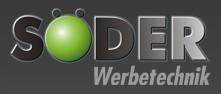 Unternehmen des Monats Juni 2014: Söder Werbetechnik