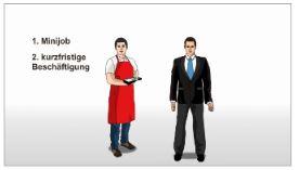 """Steuer-Erklärvideo des Monats Juni: """"Aushilfsjobs: Günstige Beschäftigungen mit Mini- und Kurzfristjobs"""""""