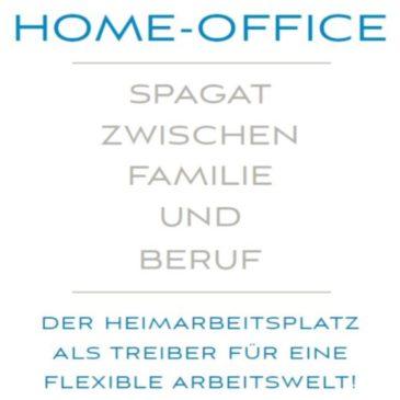 Feminess Magazin: Home-Office – Spagat zwischen Familie und Beruf
