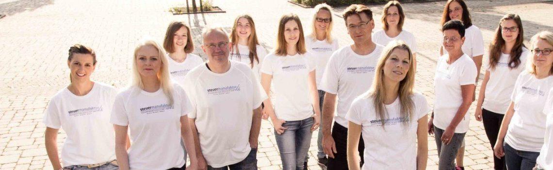 Steuermanufaktur - ein starkes Team!